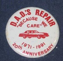 D.A.D.S  Auto Repair Mirror