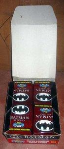 VINTAGE STORE DISPLAY BOX ~ BATMAN  RETURNS TOPPS GUM CARDS