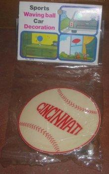 Cincinnati Reds Baseball Toy