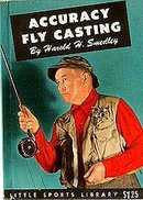 VINTAGE FLY FISHING BOOK ~ 1949 ~ ACCURATE
