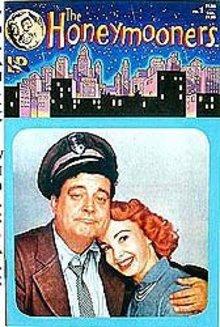 Honeymoones Comic Book