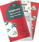 STANDARD OIL JUBILEE PRODUCT CATALOG 1961-1965