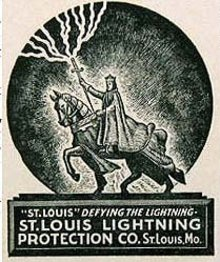 National Lighting Protection Catalogs - Booklets 1930-1940