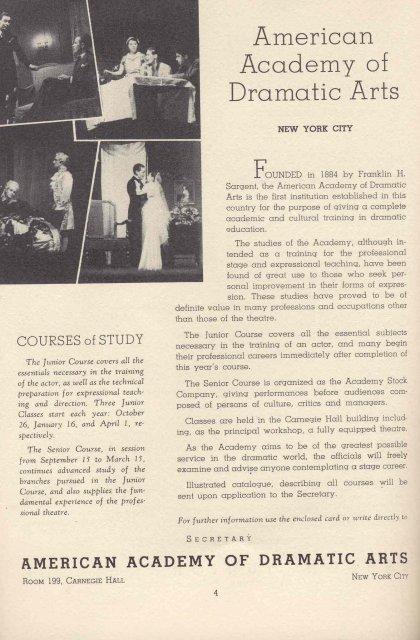 EDUCATION OPPORTUNITIES SCHOOL BOOK EAST 1939