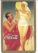 COCA-COLA Soda Playing Card