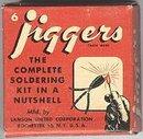 Jiggers Car Smoldering Kits 1940s