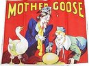 Mother Goose Vaudeville Theater Poster