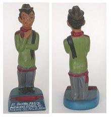 Cantiflas Figural Ahstray 1940S ~ Mario Moreno