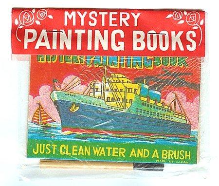 Japan Paint Booklets