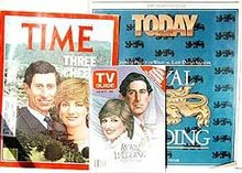 Princess Diana Royal Magazines