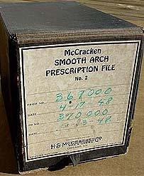 McCracken Prescription Doctor Box