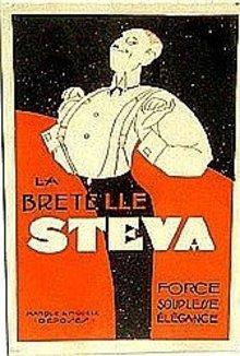 Steva French Clothing Sign