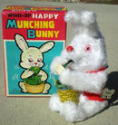 Wind-Up Bunny Toy