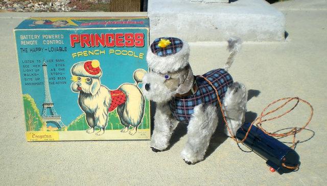 Cragstan Poodle Toy Japan