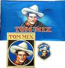 Tom Mix Cigar Labels