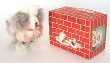 Jumping Dog Toy in Box
