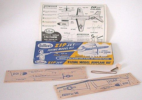 Vought Cutlass Toy Plane