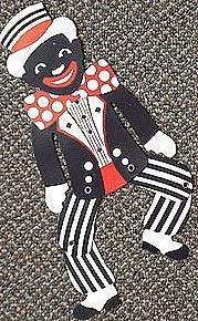 Dancing Negro Sambo Toy