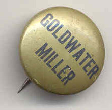 Barry Goldwater Pinback