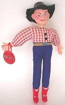 Japan Cowboy Doll