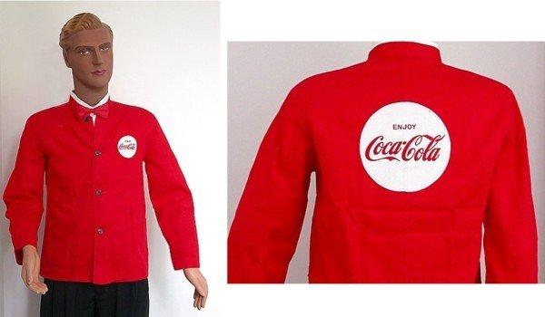 Coca Cola Concessionare Jacket