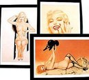 Varga Art Pinup Cards