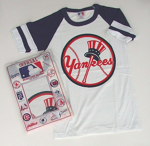 MLB NY Yankees T-Shirt