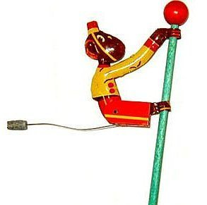 JOG-O Monkey Climbing Pencil Toy