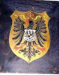 Imperial WW1 German Plaque - Antique