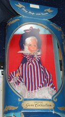 Uneeda American Gem Doll in Box