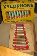 Xylophone Music Toy - Zil-o-Phone