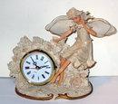 Angel Quartz Clock
