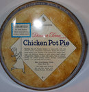 Chicken Pot Pie Tin 1950s
