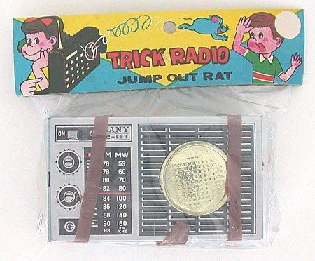 Magic Radio Toy