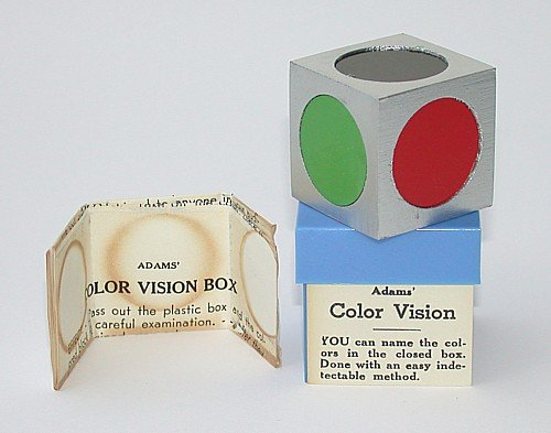 Adams Colorvision Trick Toy
