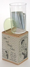 Adams Magic Cup Toy Trick 1940s
