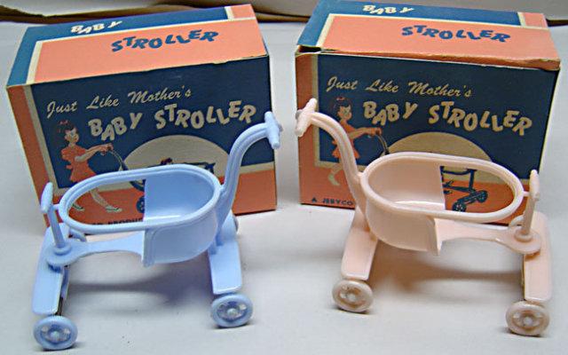 Baby Stroller in Box
