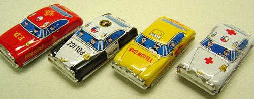 Emergency Vehicle Cars - Japan