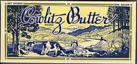 Cowlitz Butter Box