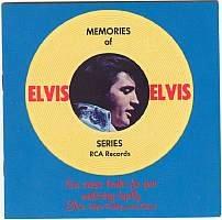 Elvis Presley RCA Record Catalog