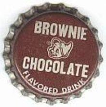 Palmer Cox Brownie Soda Bottle Caps