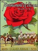 Tournament of Roses 1939 Jubilee Booklet
