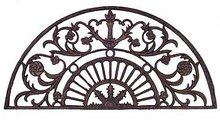 CAST IRON ARCHITECHTURE WALL HANGING ARCH