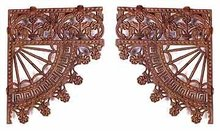 Cast Iron Wall Brackets Decor