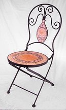 Tuscany Terracotta Dining Chair