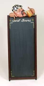 Beer Kitchen Blackboard Sign