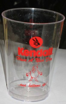 Kendall Oil Cup