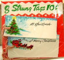 Christmas Gift Hang Tags