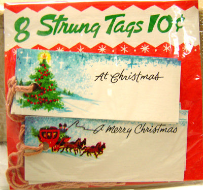 Christmas Gift Hang Tags