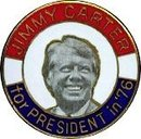 Jimmy Carter Brass medals